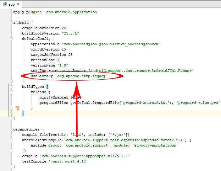 Org apache http client clientprotocolexception | HttpClient (Apache
