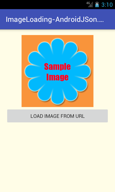 Android Picasso Loading Image from Http Url Tutorial