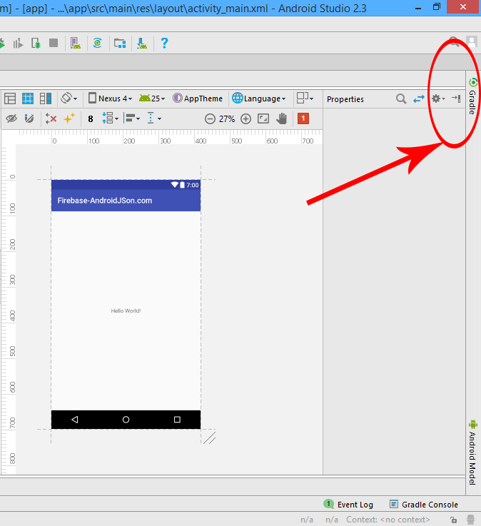 Get Generate SHA1 MD5 Key Certificate from Android Studio in Windows